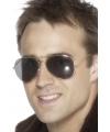 Carnaval politie zonnebril